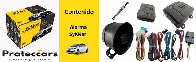Contenido de la Alarma SyKKer