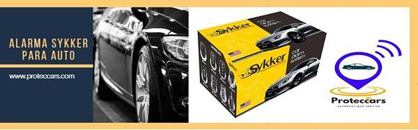 Alarma SyKKer para Auto