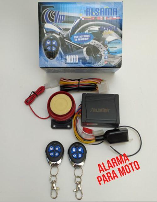 Producto de tienda Alarma para motos Alsama MA201