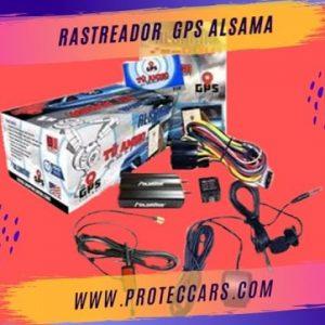 Rastreador GPS Alsama