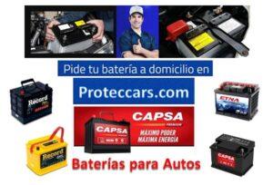 Baterías para Autos Proteccars.com