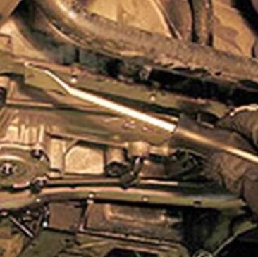 Paso 2 Cambio de Aceite de Transmisión automática