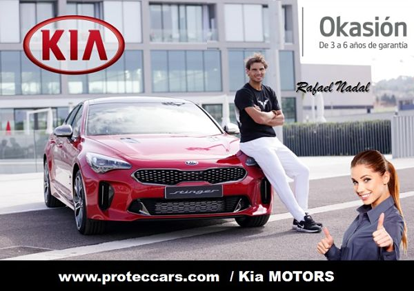 Kia Motors Rafael Nadal