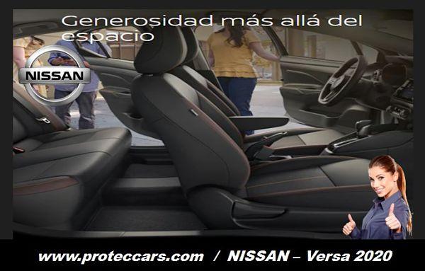 Nissan 2020 Generosidad más allá del espacio