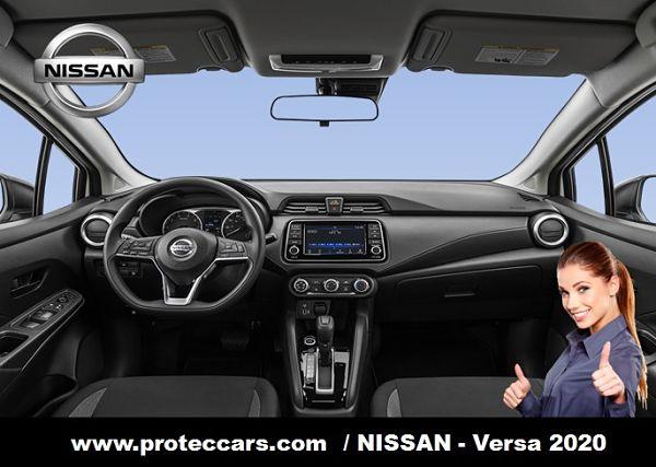 Nissan Versa 2020 Interior