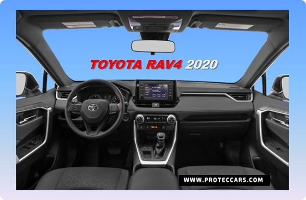 Toyota Rav4 parte Interna
