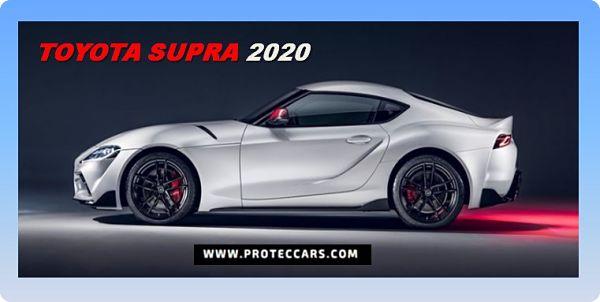 Actualizaciones y mejoras para el nuevo Toyota Supra