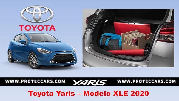 Toyota Yaris XLE Modelo 2020