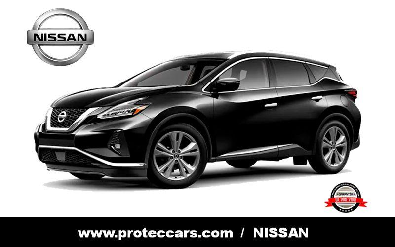 Nissan 2020 Murano