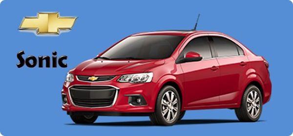 Chevrolet Aveo Sonic