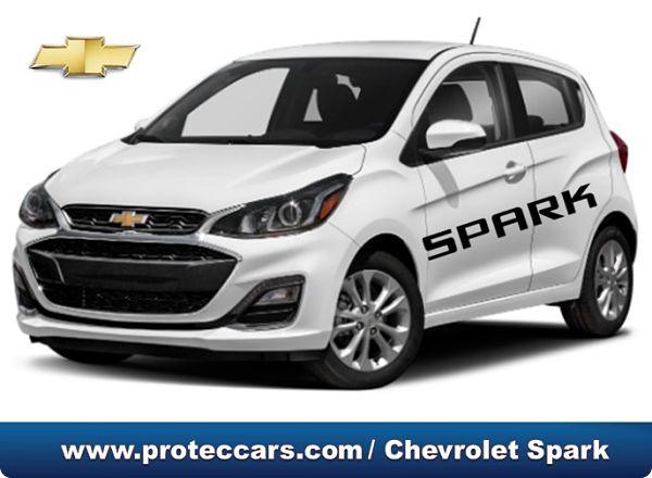 Chevrolet Spark Blanco