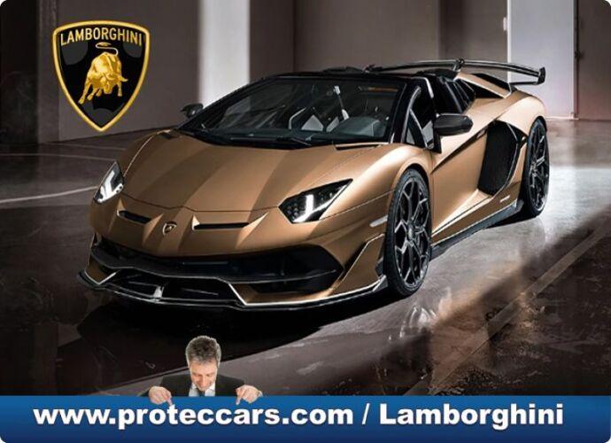 Vehículo Lamborghini