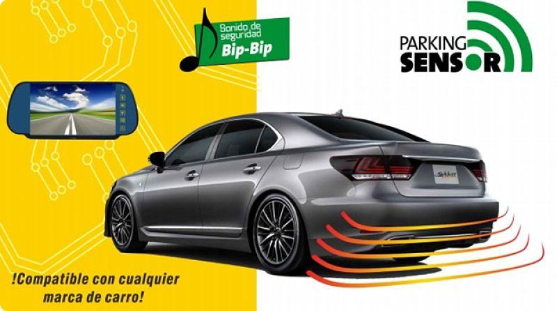 Sensor de aparcamiento