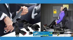 Ventajas e inconvenientes del cinturón de seguridad