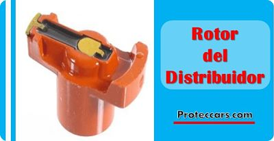 Rotor del distribuidor