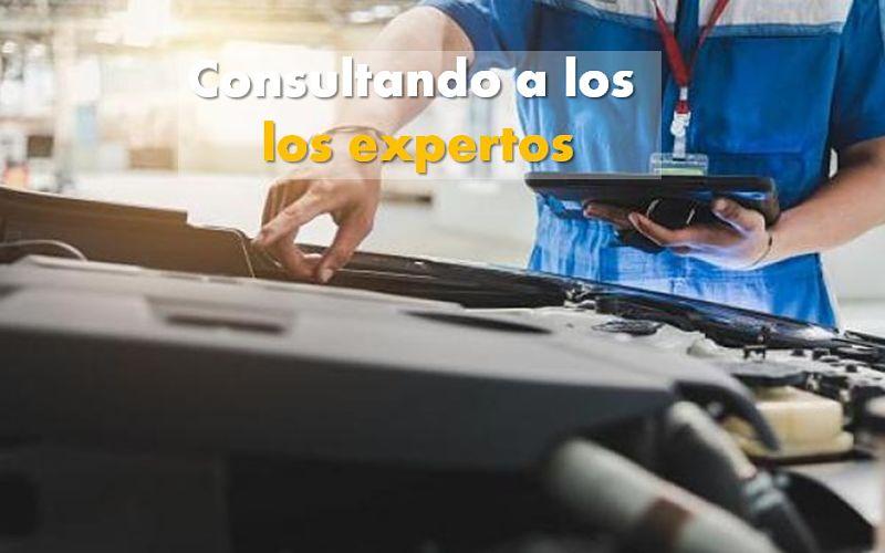 Consultando a los expertos, Consejos antes de visitar un taller de reparación de automóviles