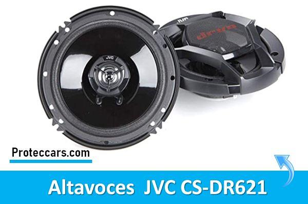 Altavoces Coaxiales JVC CS-DR621