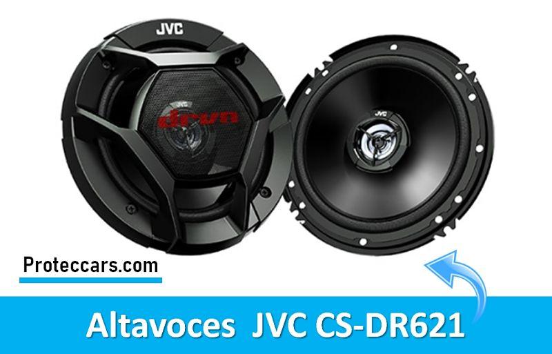 Altavoces JVC CS-DR621