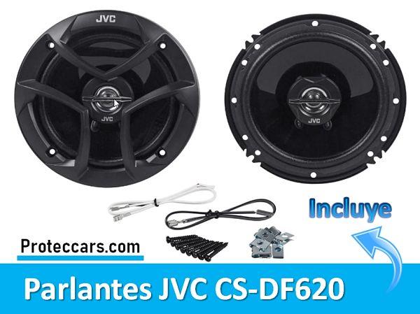 Parlantes JVC CS-DF620 Inluye