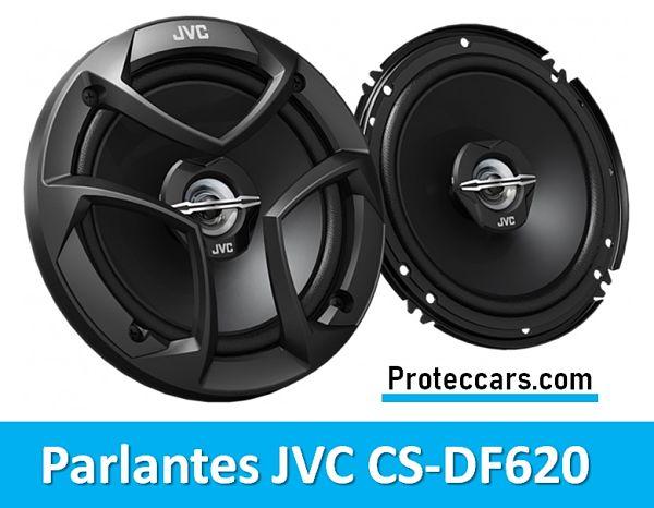 Mejores altavoces para coche JVC CS-DF620